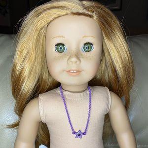 American Girl Doll Of The Year Mia 2008 TLC